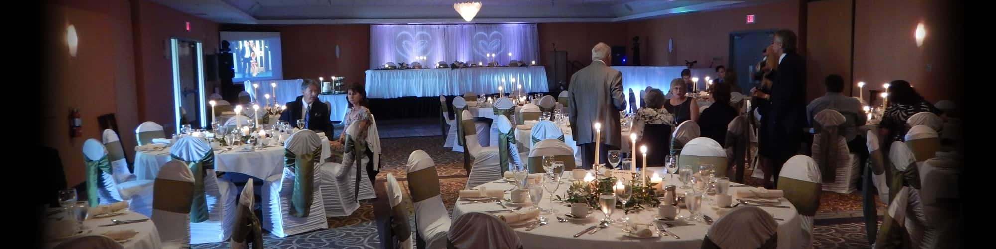 Lighting Can Add Class To Your Reception : Gudlite Entertainment